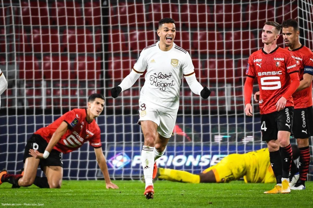 Stade Rennais-Girondins de Bordeaux