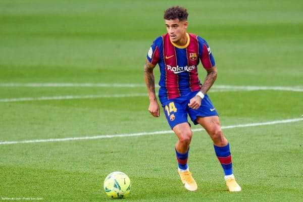 Philippe Coutinho, FC Barcelone