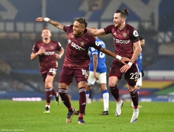 Raphinha, Everton - Leeds