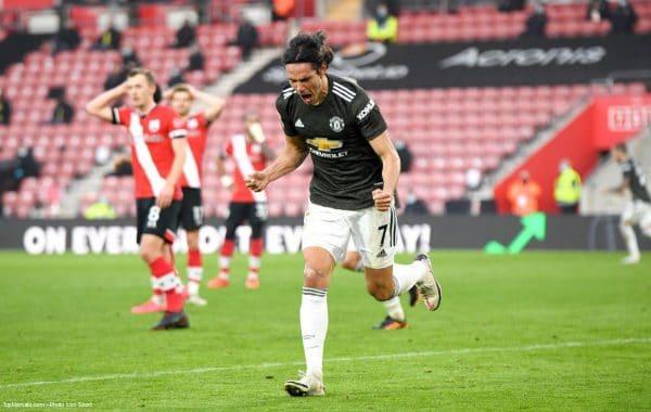 Edinson Cavani, Manchester United