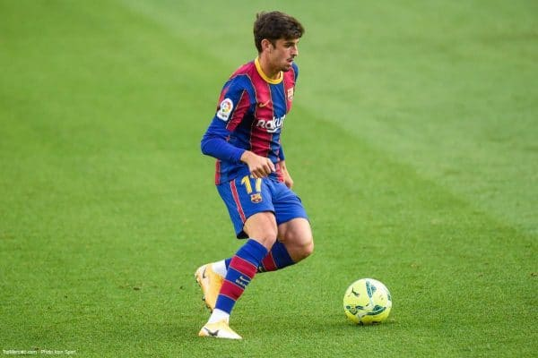 Francisco Trincao, FC Barcelone