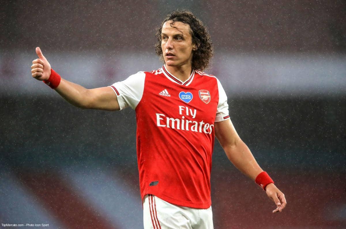 David Luiz, Arsenal