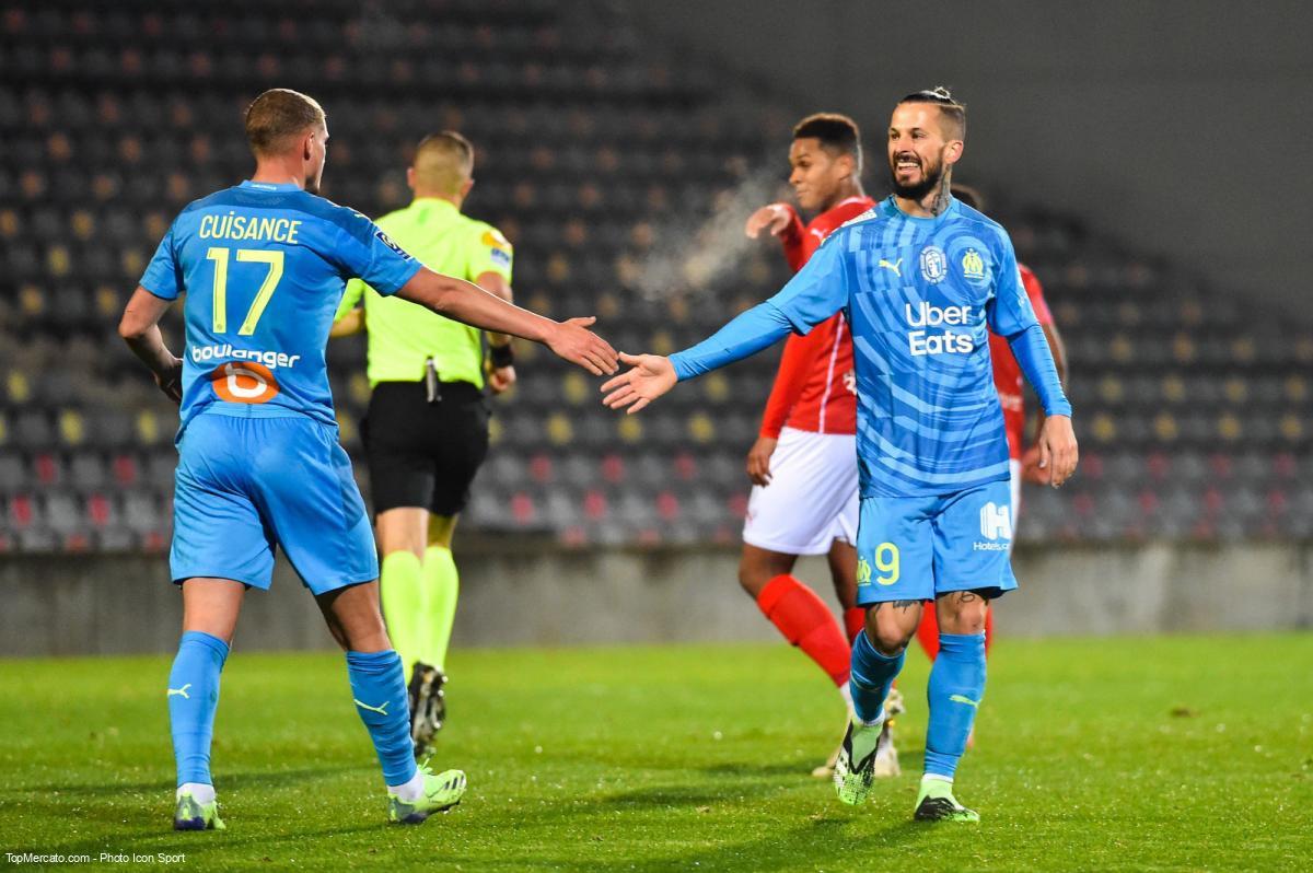 Match OM-Nîmes
