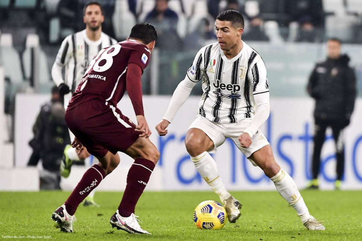 Juventus - Torino, Cristiano Ronaldo