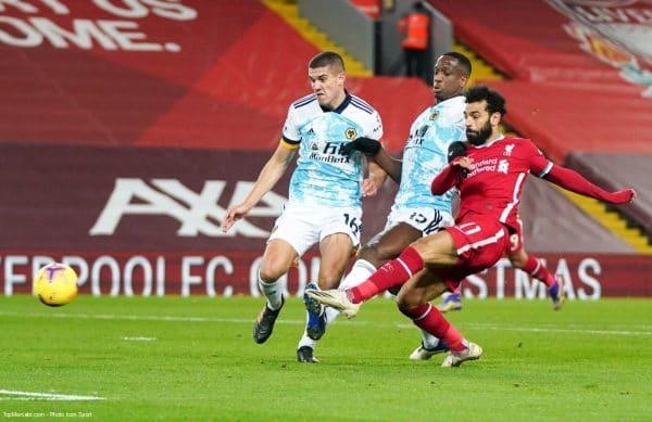 Mohamed Salah, Liverpool - Wolverhampton