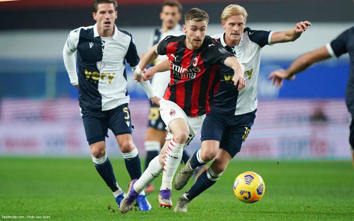 Match Sampdoria - Milan AC, Alexis Saelemaekers