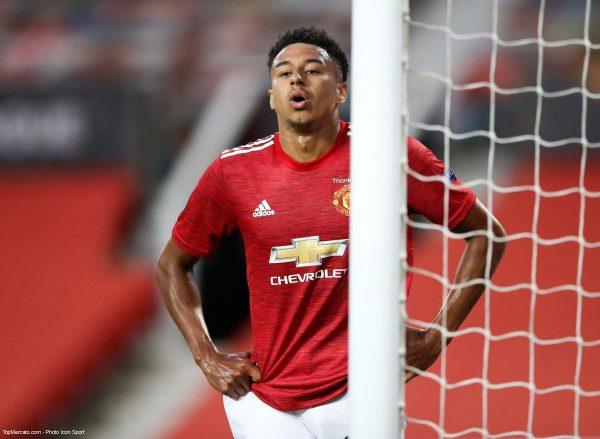 Jesse Lingard, Manchester United, MU