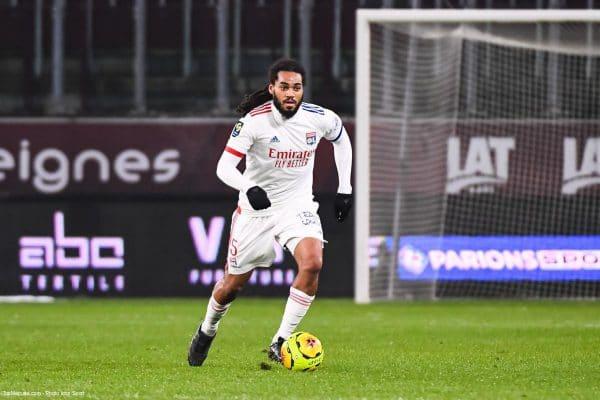 Jason Denayer, Olympique Lyonnais
