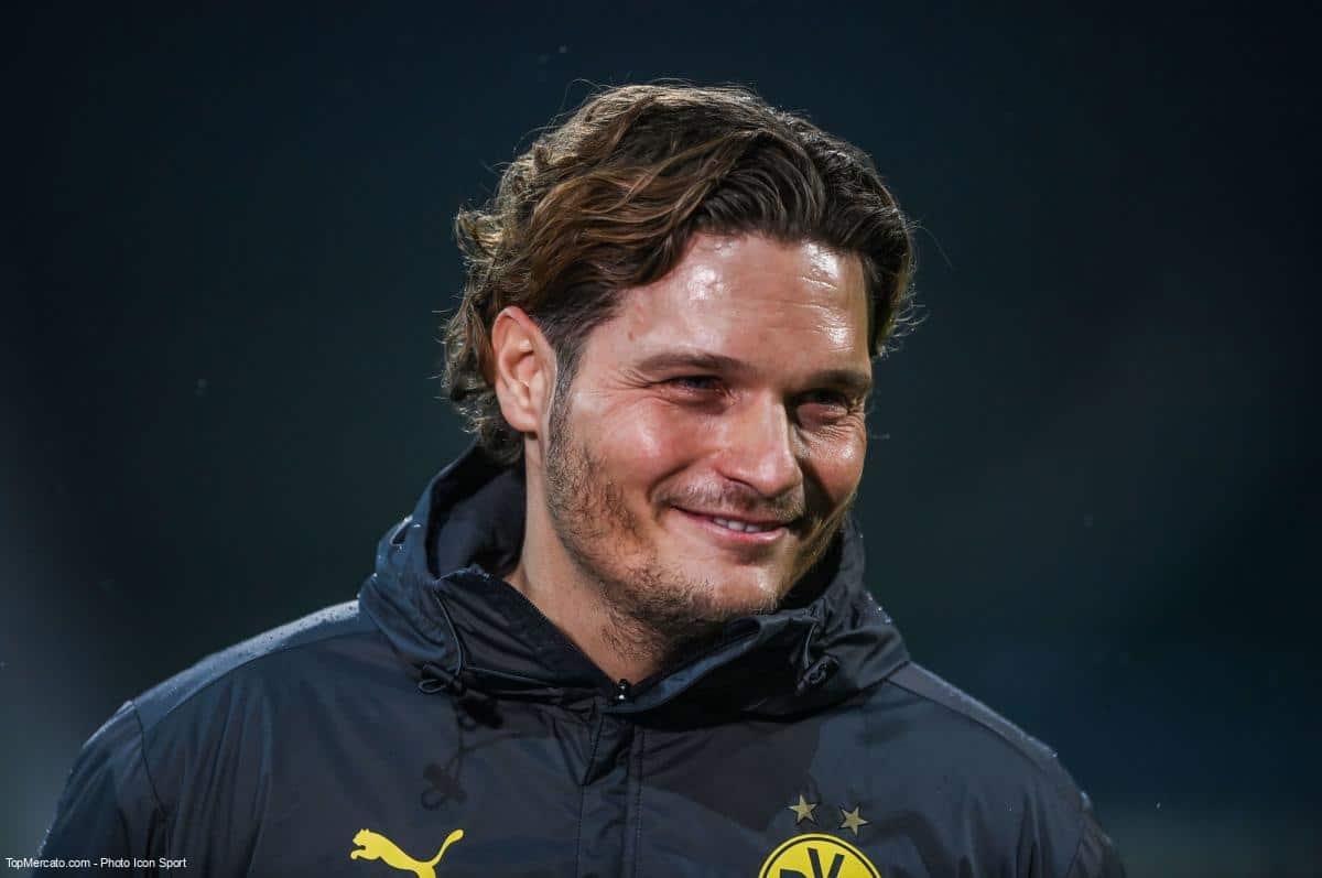 Edin Terzic, Borussia Dortmund