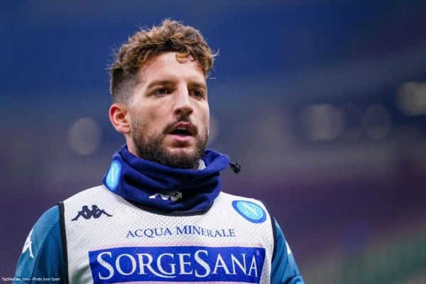 Dries Mertens, Naples