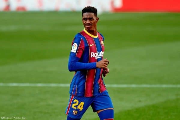 Junior Firpo, FC Barcelone