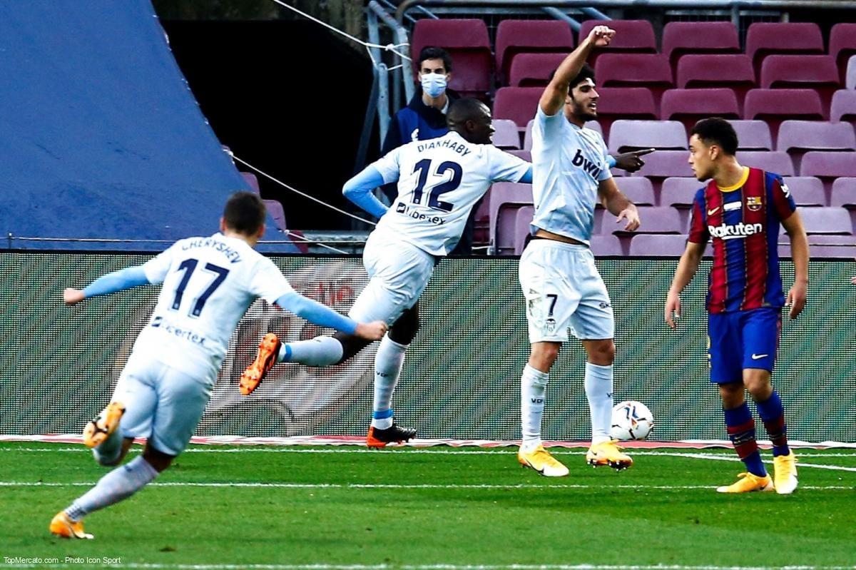 Match FC Barcelone - Valence