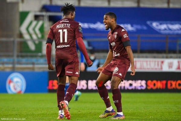 Match de Metz