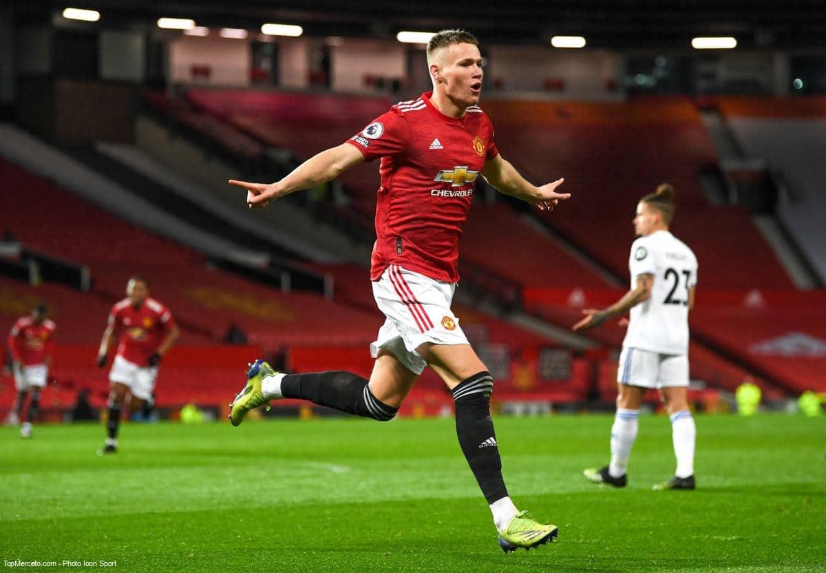 Scott McTominay, Man Utd - Leeds