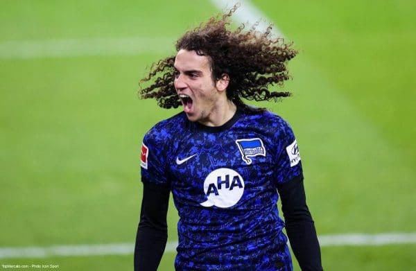 Mattéo Guendouzi, Hertha Berlin