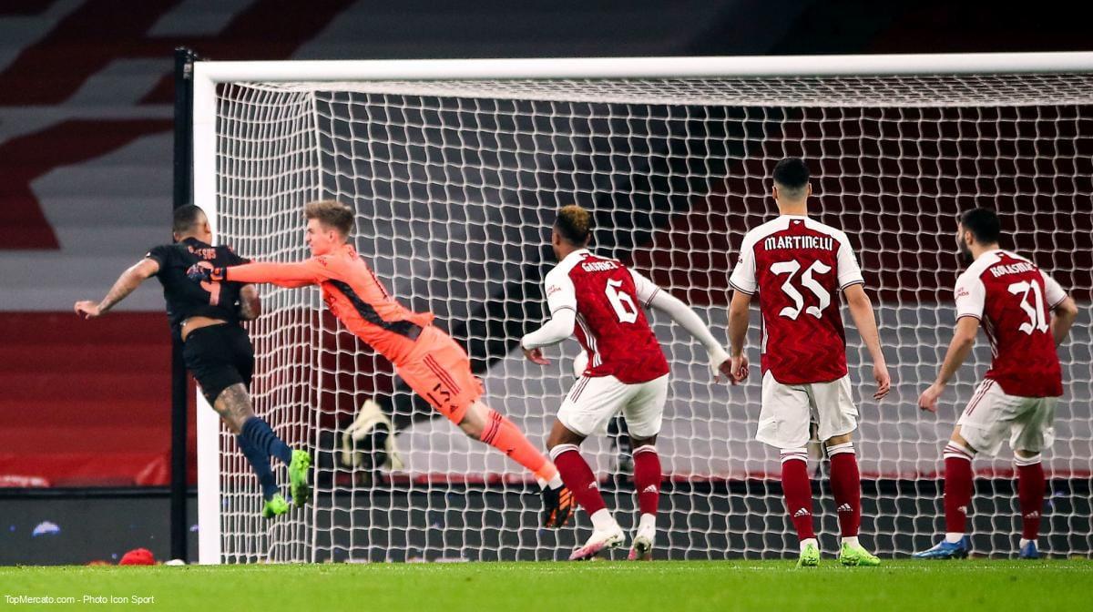 Match Arsenal - Manchester City