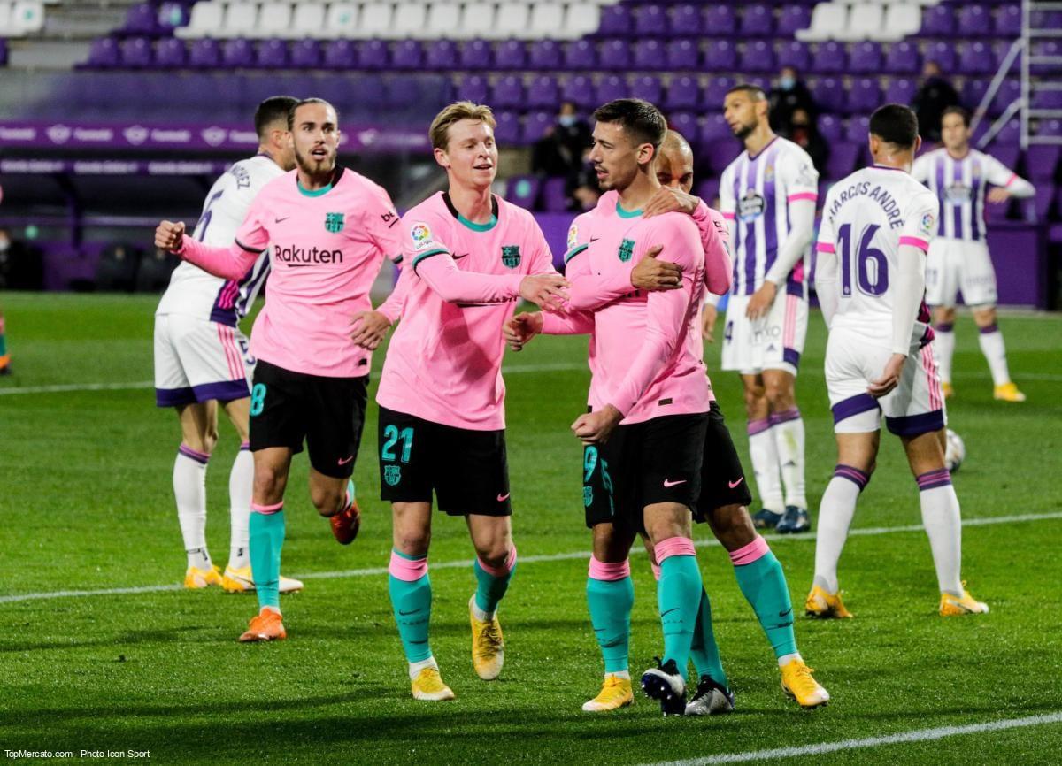 Valladolid - FC Barcelone