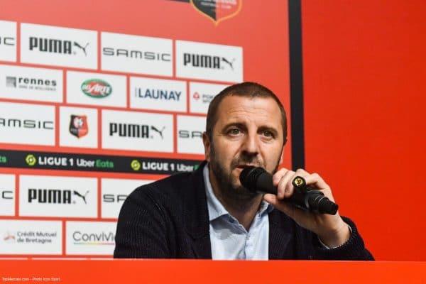 Florian Maurice, Stade Rennais
