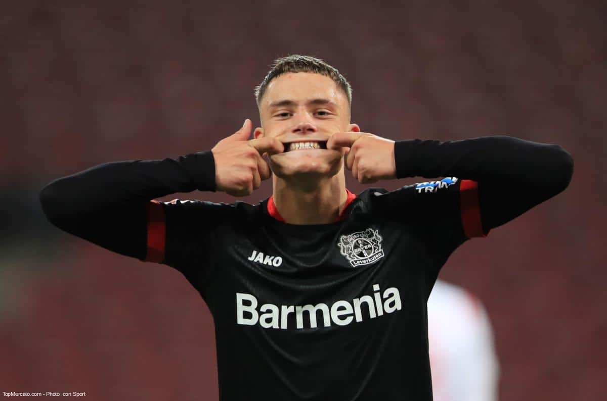 Bayer Leverkusen, Florian Wirtz