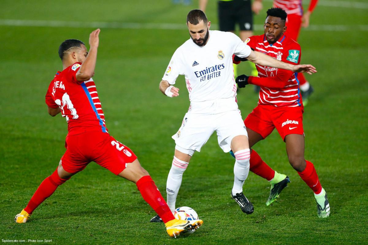 Match Real Madrid en direct