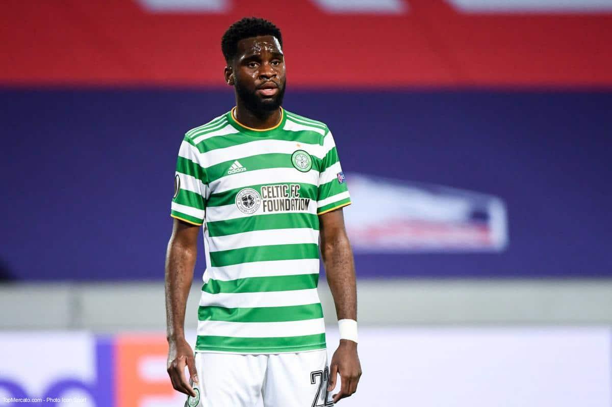 Odsonne Edouard, Celtic