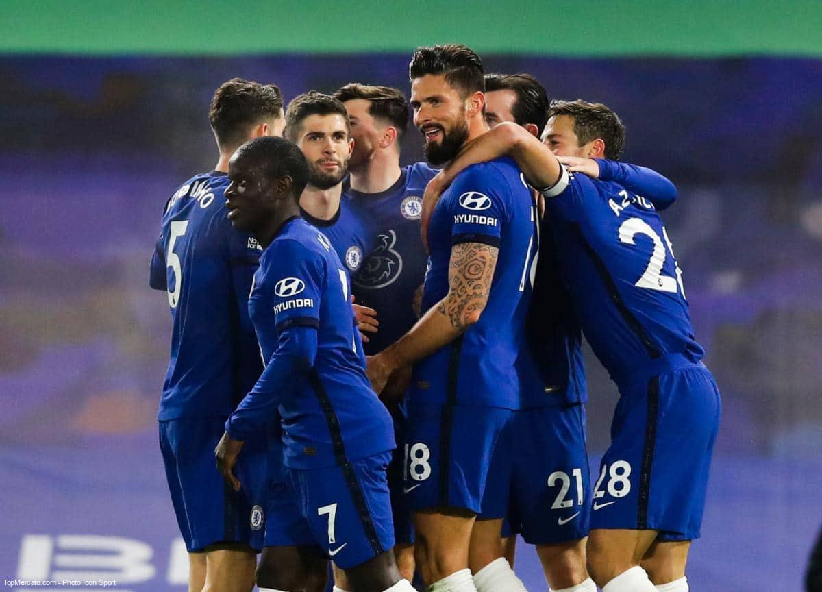 Olivier Giroud, Chelsea - Aston Villa