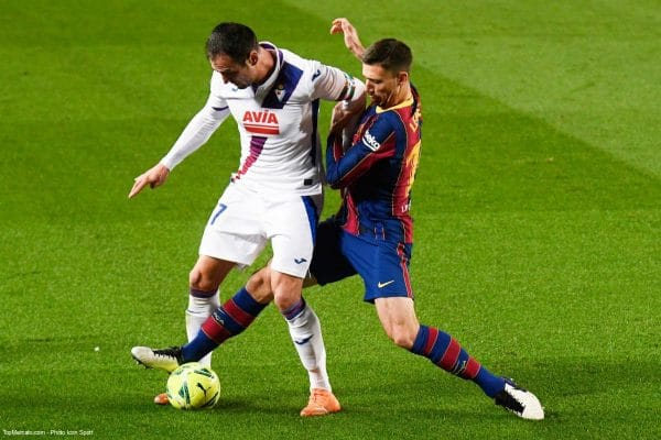 Match FC Barcelone - Eibar