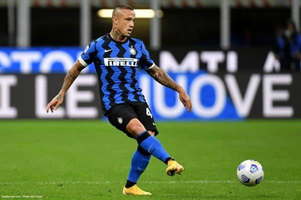 Radja Nainggolan, Inter