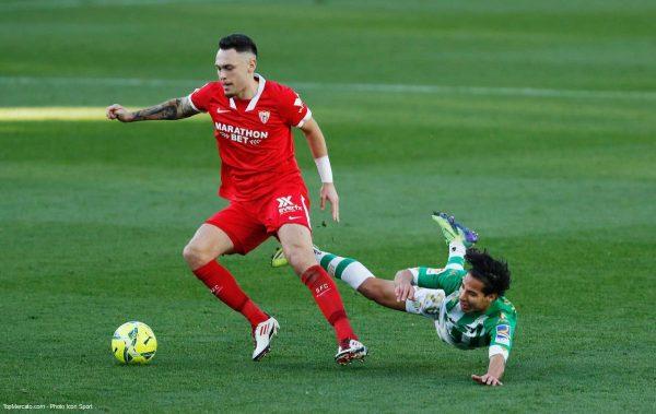Lucas Ocampos, FC Séville
