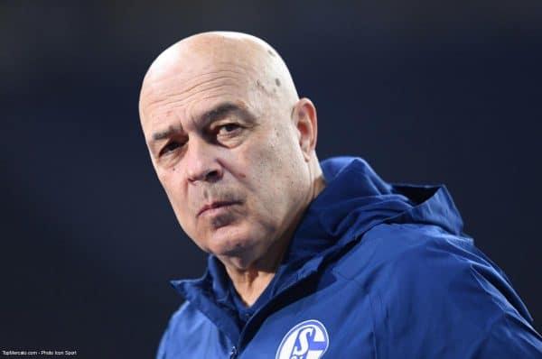 Christian Gross, Schalke 04