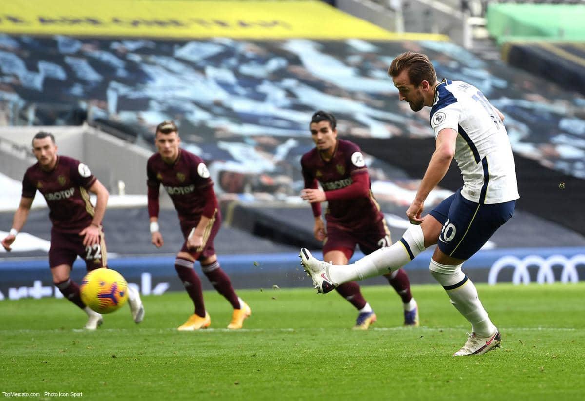 Harry Kane, Tottenham - Leeds