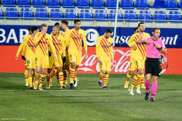 Huesca - FC Barcelone
