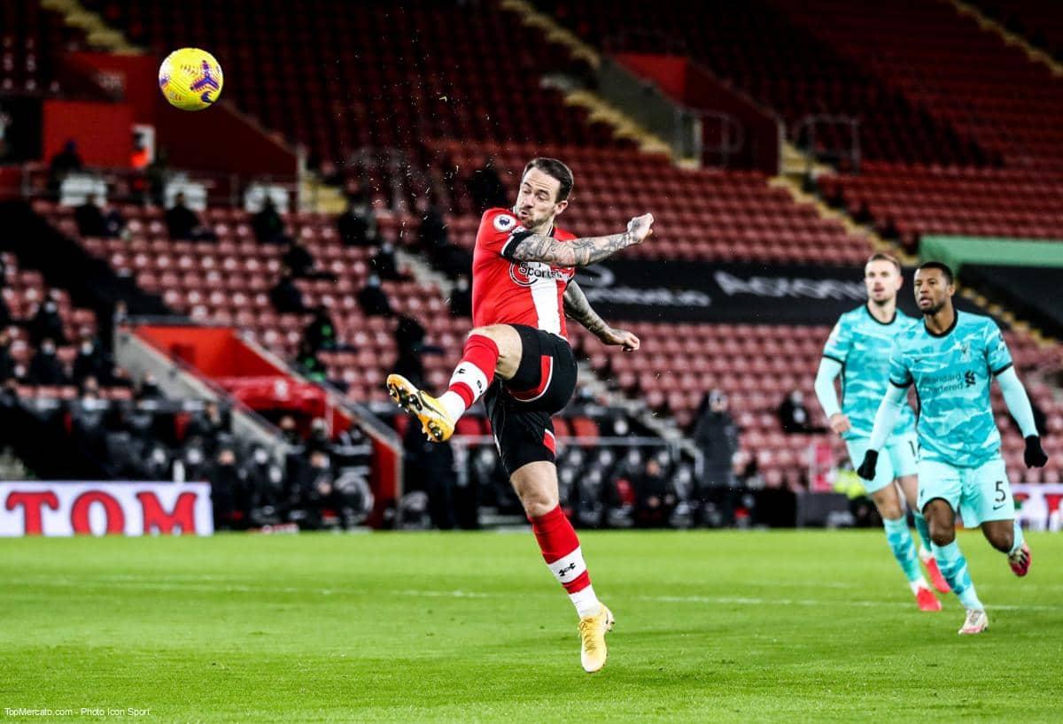 Match Southampton - Liverpool
