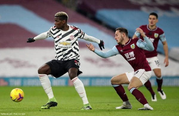 Paul Pogba, Burnley - Manchester United