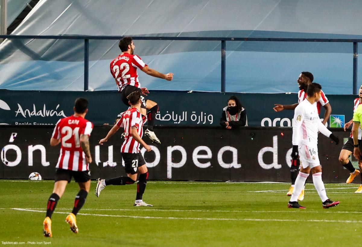 Real Madrid-Athletic Bilbao