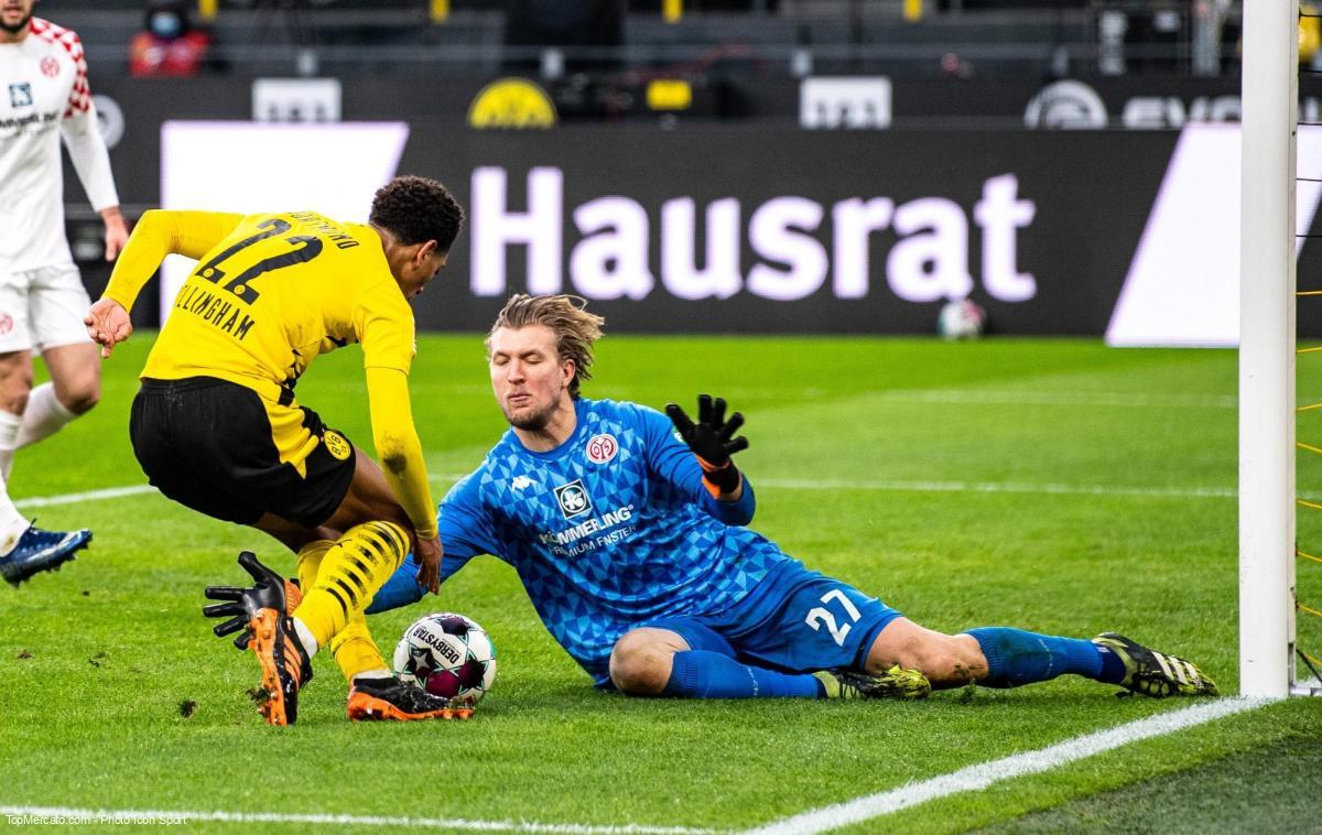 Borussia Dortmund-Mayence