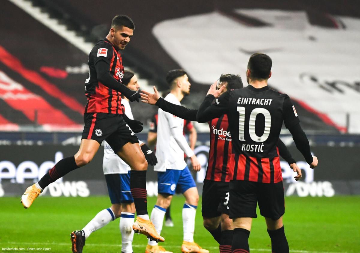 Eintracht Francfort-Schalke 04