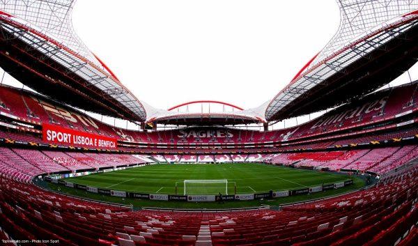 Benfica Lisbonne, Estadio Da Luz