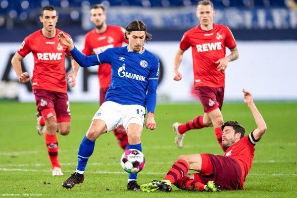 Benjamin Stambouli, Schalke 04