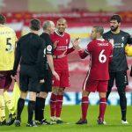 Match Burnley - Liverpool