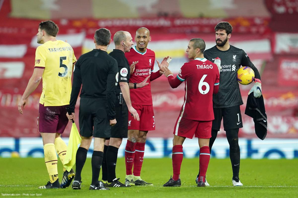 Liverpool-Burnley