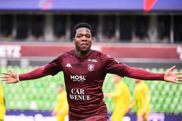 Leya Iseka, FC Metz