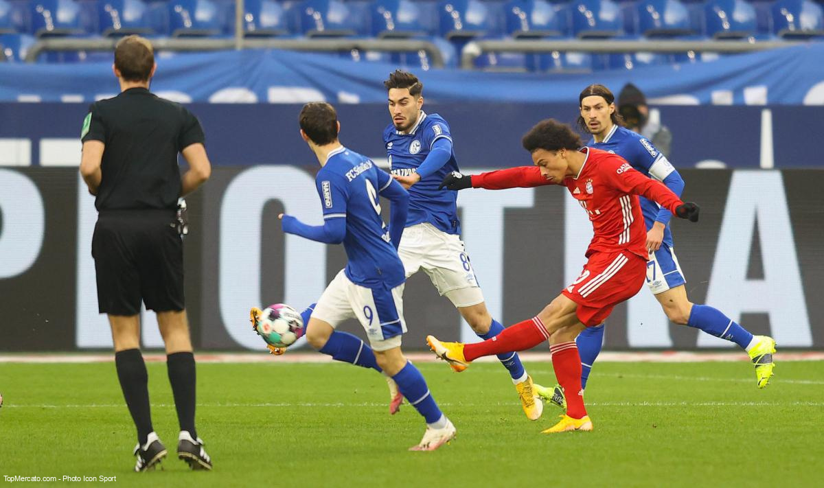 Schalke 04-Bayern Munich