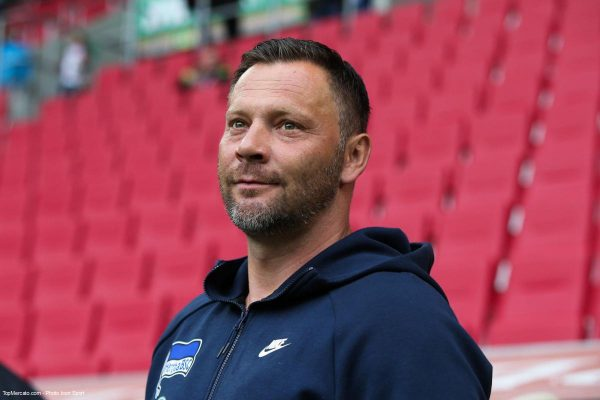 Pal Dardai, Hertha Berlin