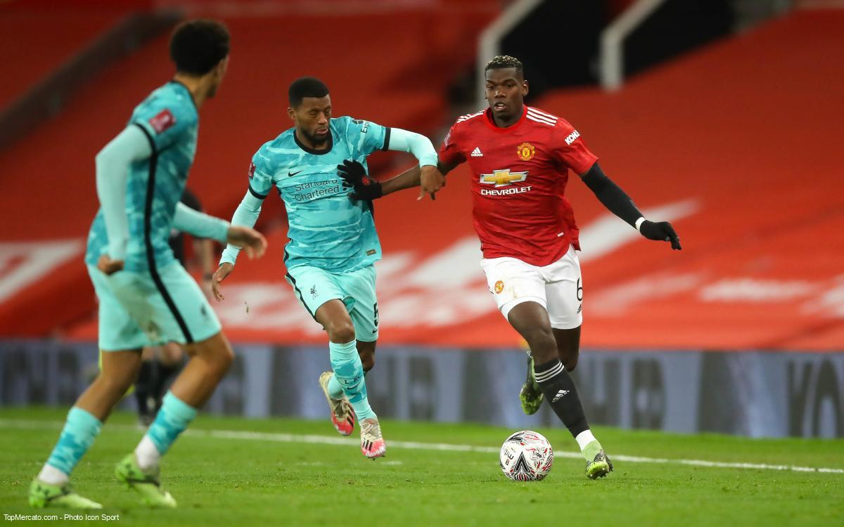 Match Manchester United - Sheffield United en direct