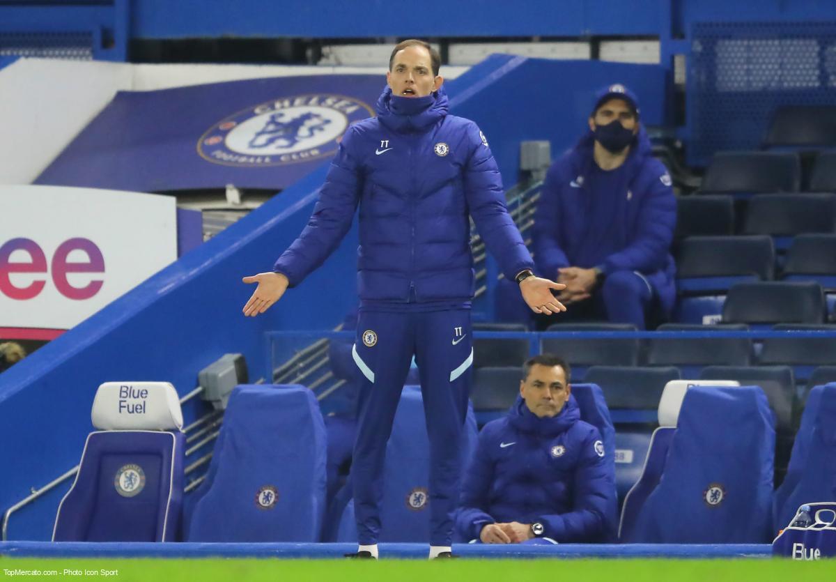 Match Chelsea - Burnley en direct