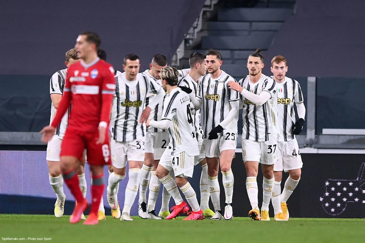 Juventus Turin-SPAL