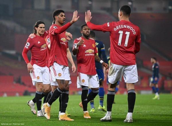 Match Manchester United - Southampton