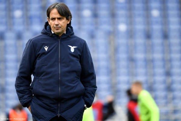 Simone Inzaghi, Lazio Rome