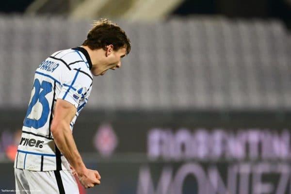 Nicolo Barella, Inter Milan